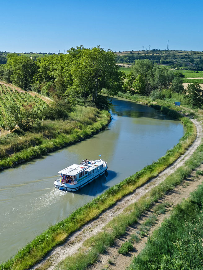 1 permis bateau : eaux intérieures (fluvial)