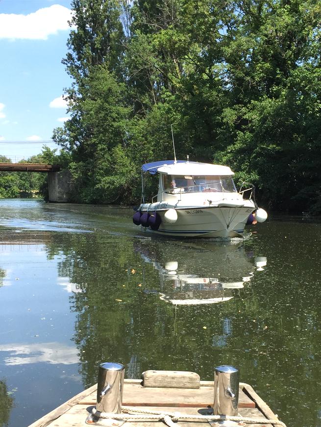 Théorie seule du permis bateau rivière (avec un permis bateau déjà acquis)