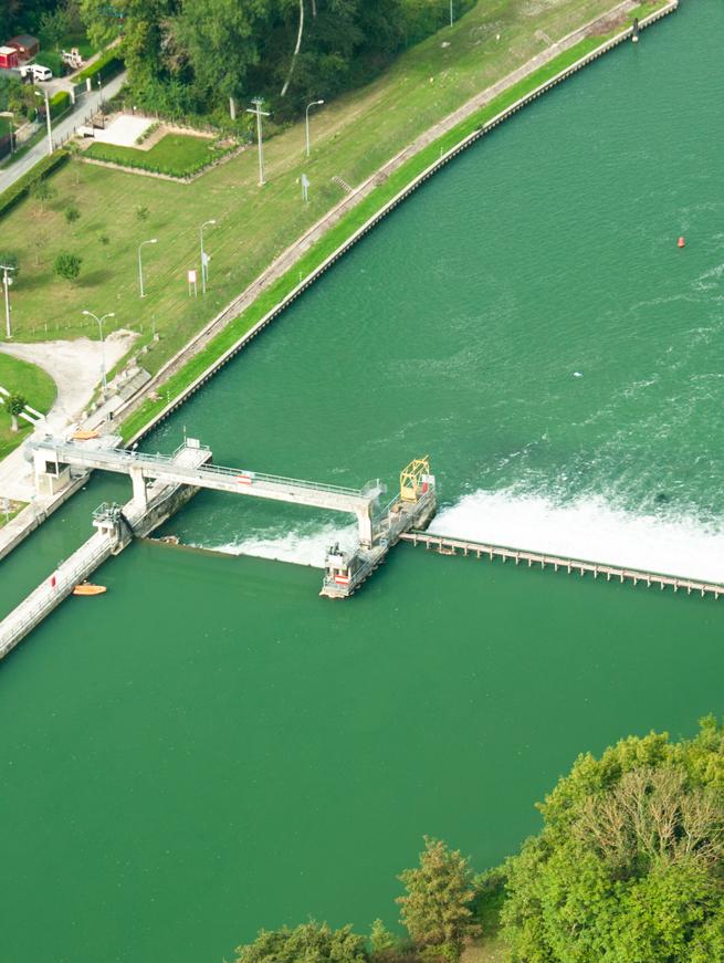 Grande plaisance en eaux intérieures complet (permis bateau fluvial de base et extension sur péniche)